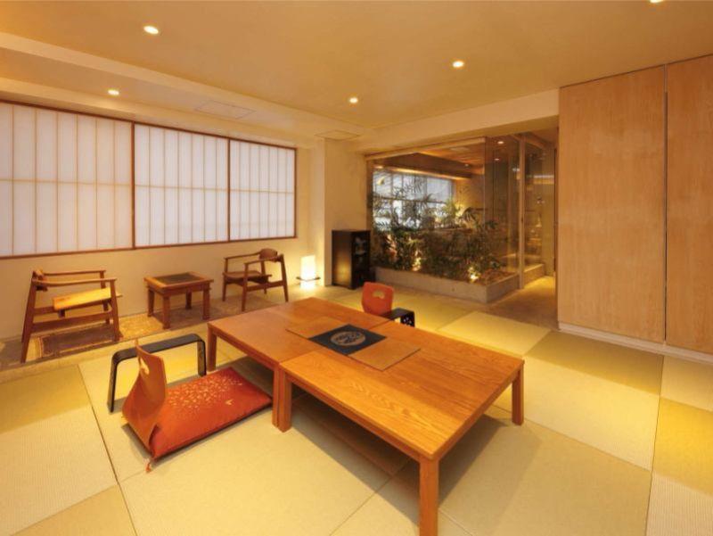 金比羅溫泉湯元八千代的客房