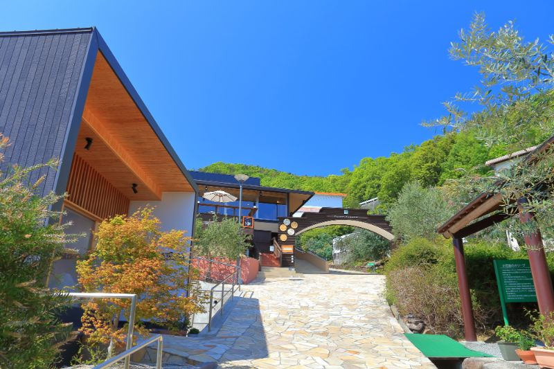 小豆島橄欖園