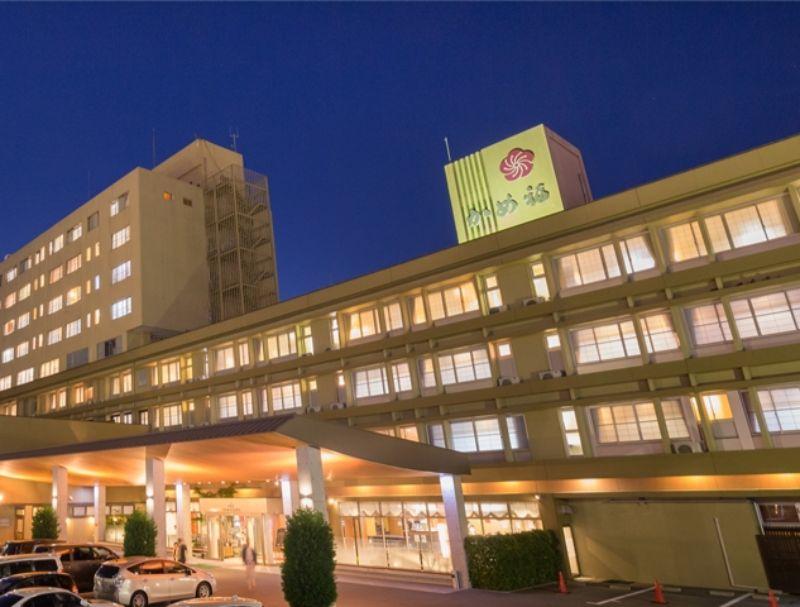 龜福酒店外觀