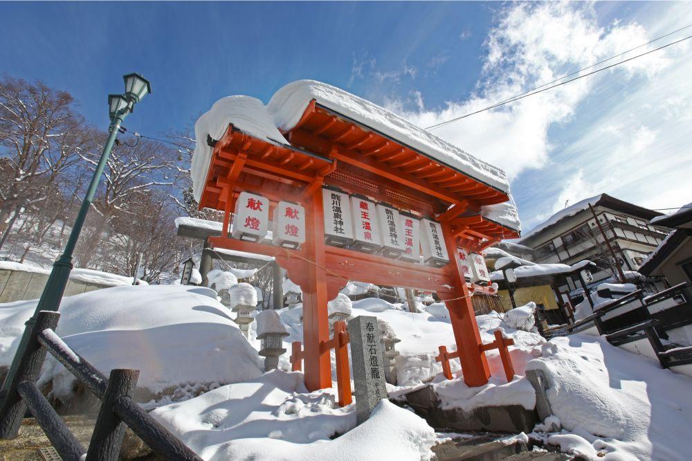 挑戰近百石階上「酢川溫泉神社」參拜
