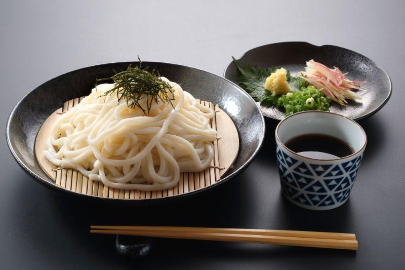 竹篩烏龍麵