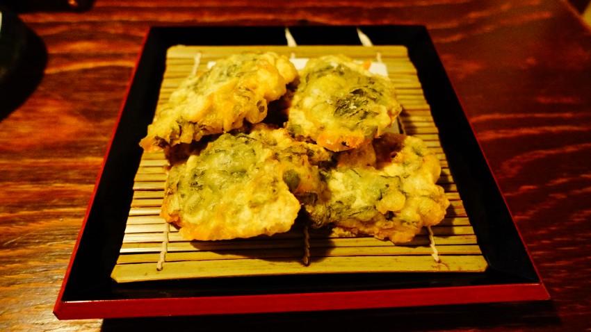 天婦羅野澤菜