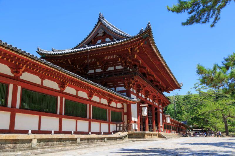 東大寺境內建築