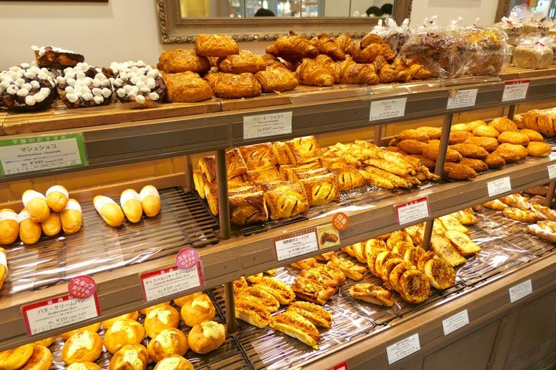 日本麵包店