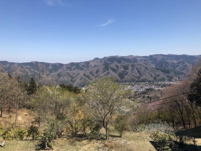 寶登山纜車山頂站 觀景台