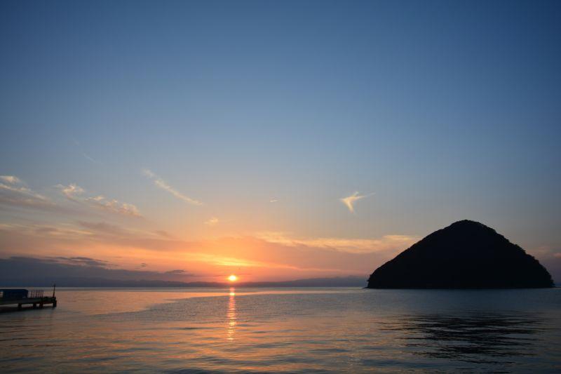 淺蟲的夕陽