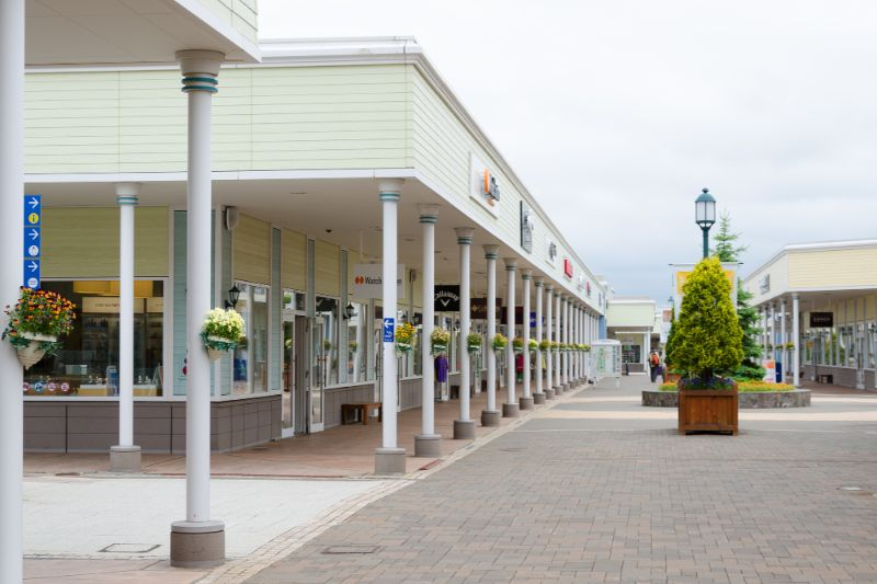 千歲Outlet Mall Rera
