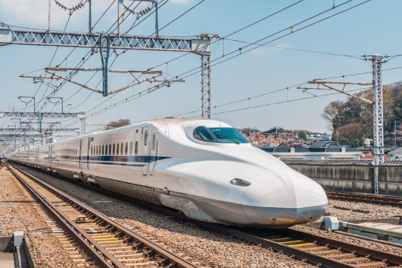 新幹線NOZOMI(のぞみ)