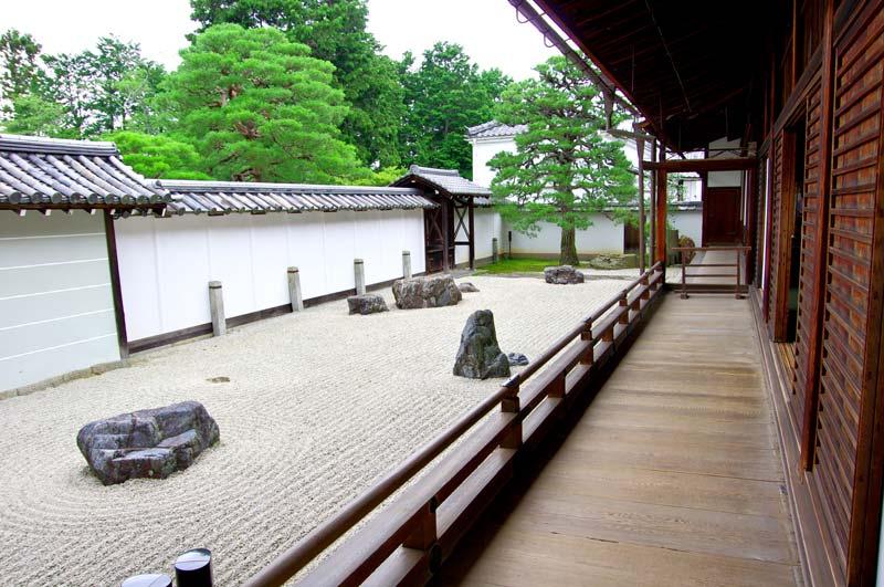 南禪寺的小方丈庭園
