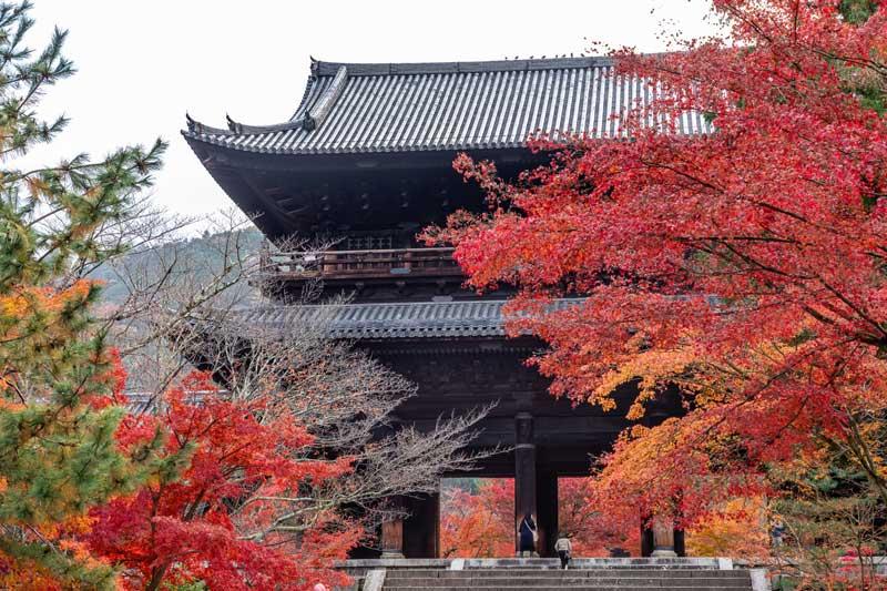 南禪寺的三門
