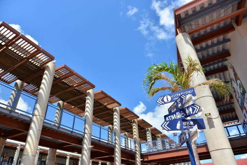 沖繩OUTLET ASHIBINAA