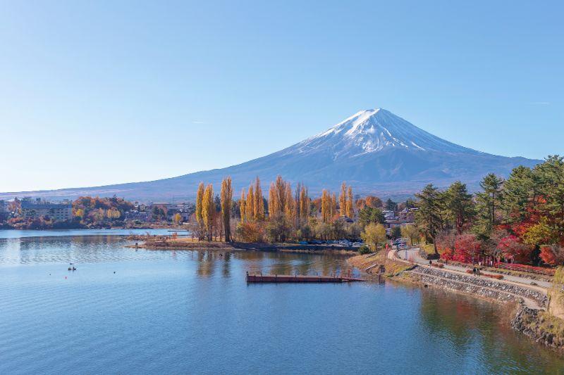 富士山河口湖溫泉