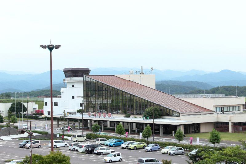 萩市石見機場