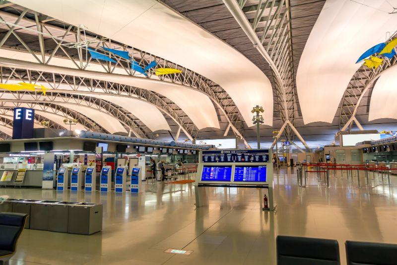 關西國際機場出發樓