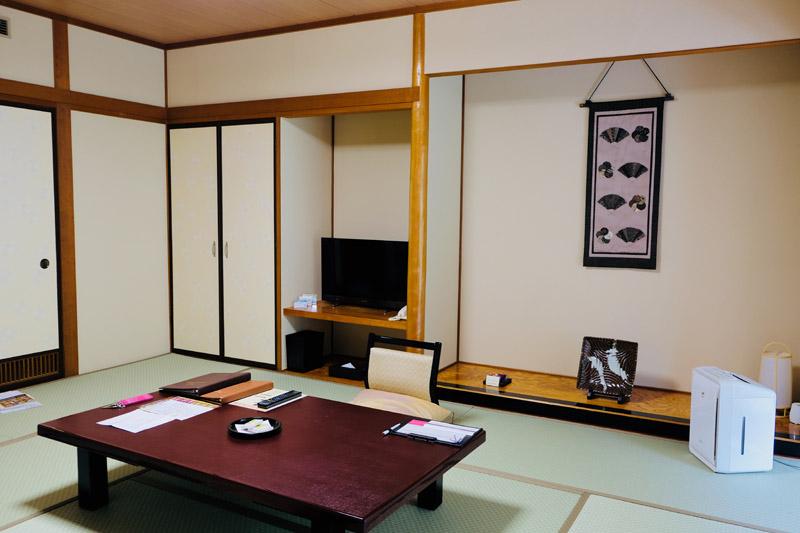 日式房型溪谷景觀客房