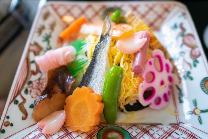 岡山的壽司
