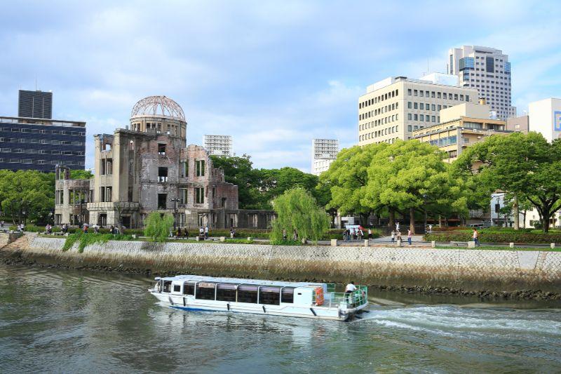 廣島River Cruise