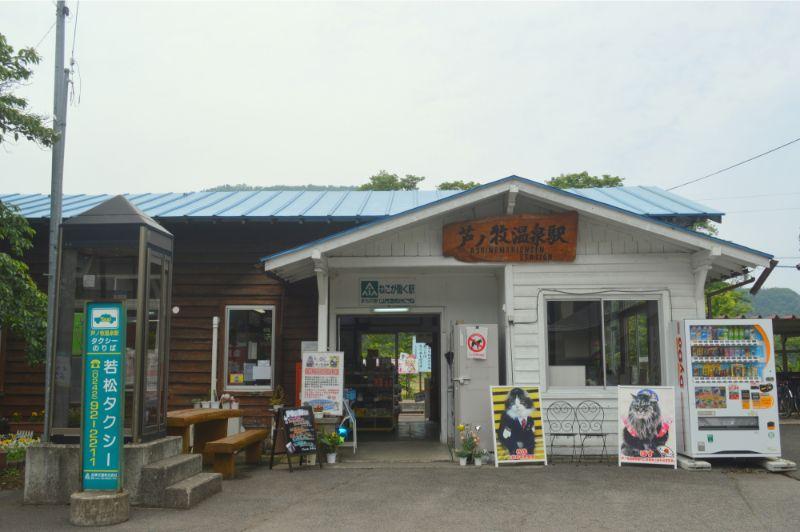 蘆之牧溫泉站