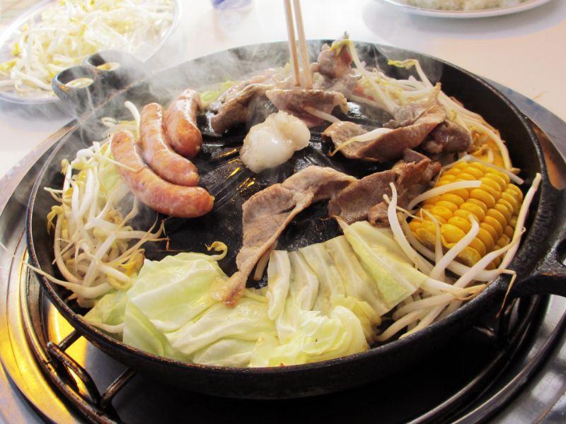 成吉思汗羊肉鍋