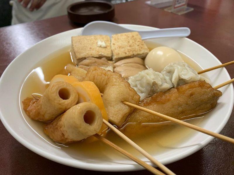 季節料理・黑百合關東煮