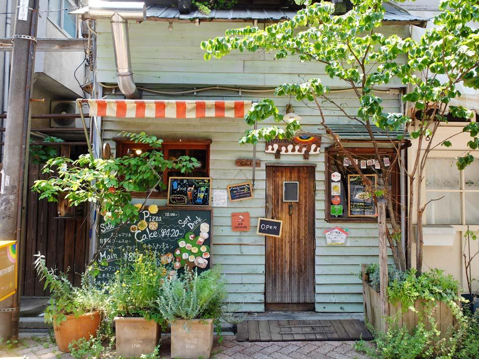 高圓寺繪本咖啡店HATTIFNATT