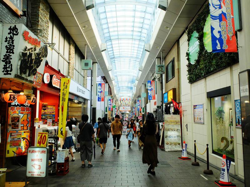 高圓寺PAL商店街