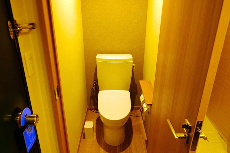 洋和式客房廁所