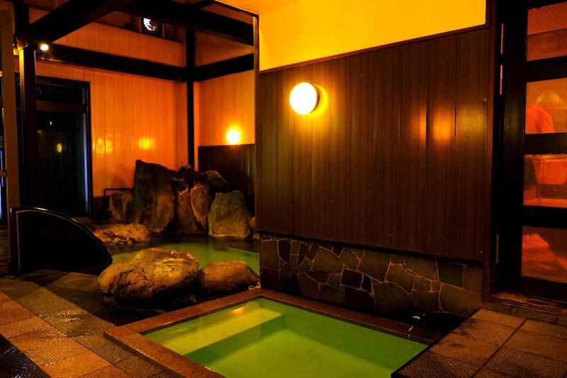 大浴場室內溫泉