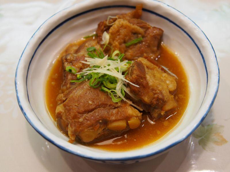 鹿兒島知名料理豚骨肉