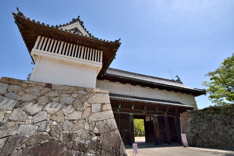 佐賀城鯱之門