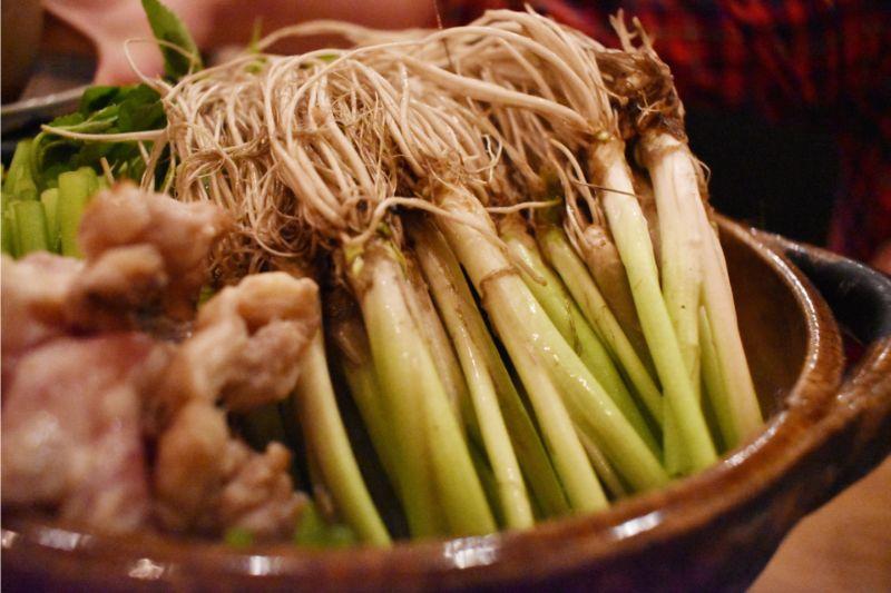 仙台芹菜鍋