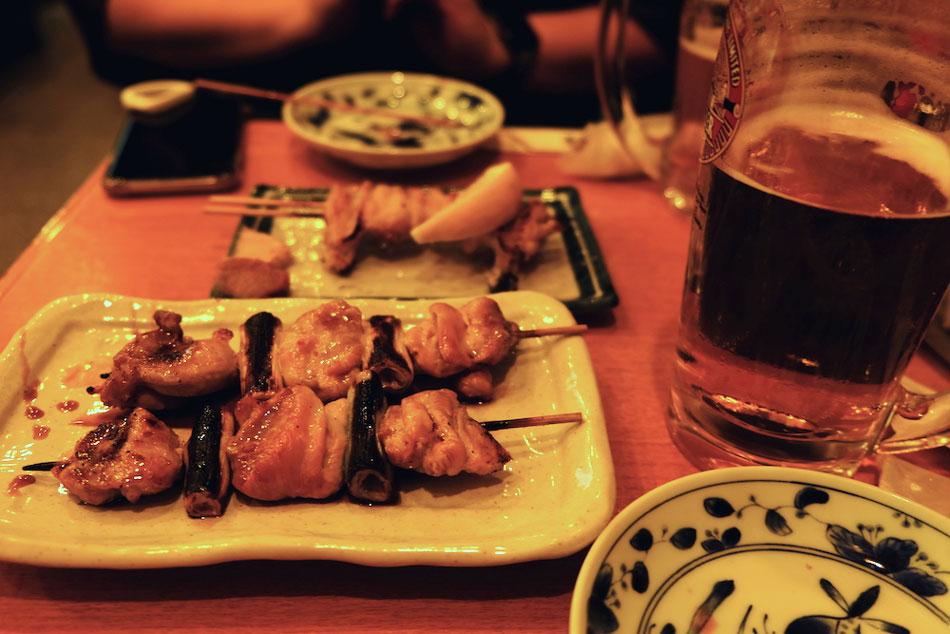 「燒鳥 鳥市」料理