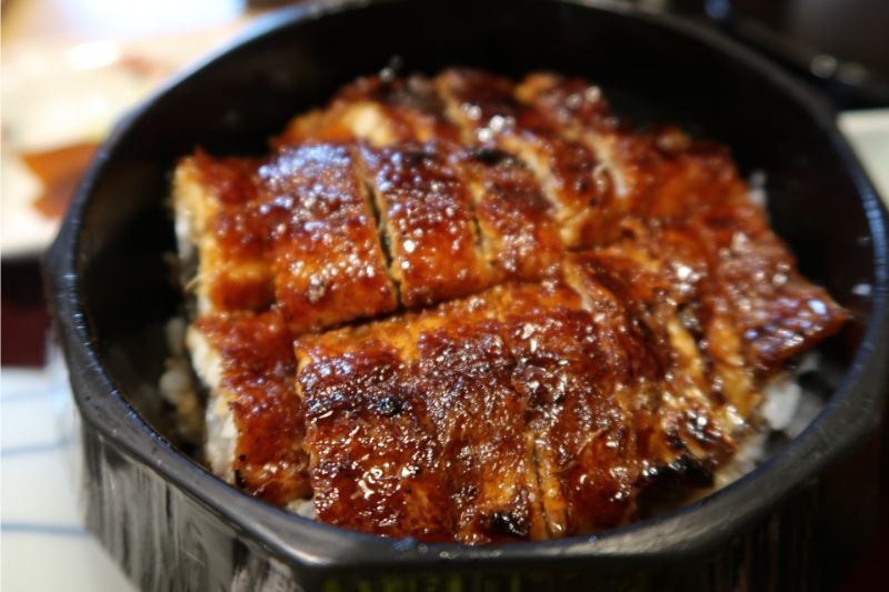 釜飯三吃料理