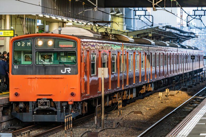 大阪的當地列車