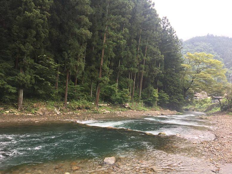 秋川國際釣鱒場