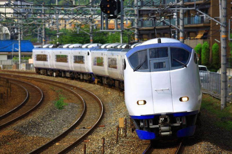關西機場特快列車HARUKA
