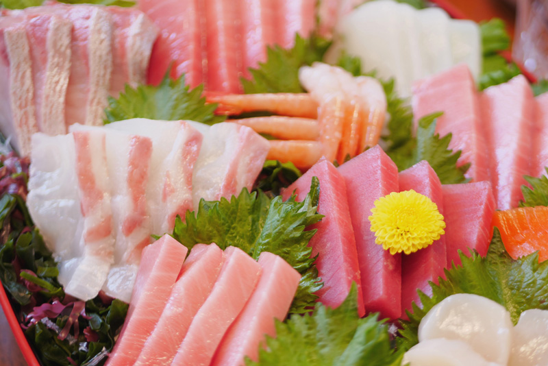 在大阪品嘗海鮮料理到市場周邊最新鮮!大阪市場美食地圖大推薦