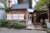 SHOZO COFFEE STORE整體木質建築外觀