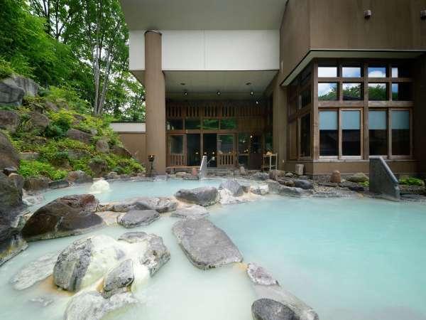Zao Kokusai Hotel/藏王國際飯店 浴池