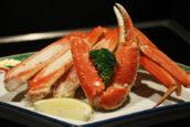 萬翠樓螃蟹晚餐