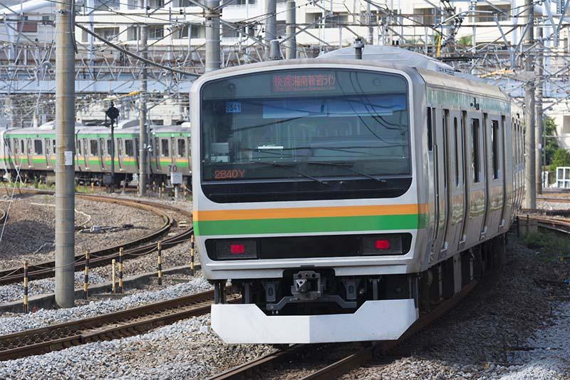 湘南新宿線