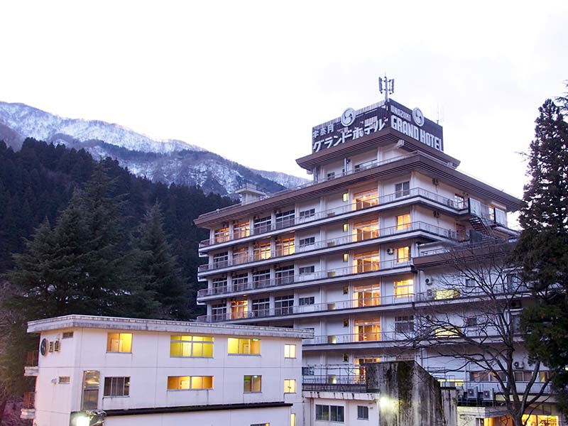 日本北陸溫泉享受絕景與美饌!就到「宇奈月Grand Hotel」溫泉飯店