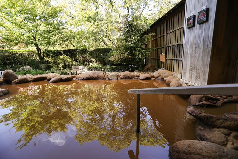 有馬溫泉露天浴池