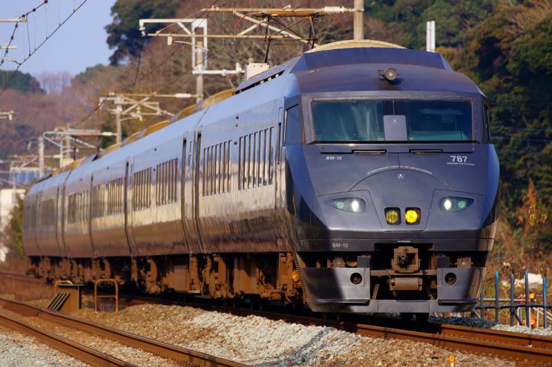 特快列車「閃耀」
