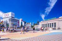 上野站周邊