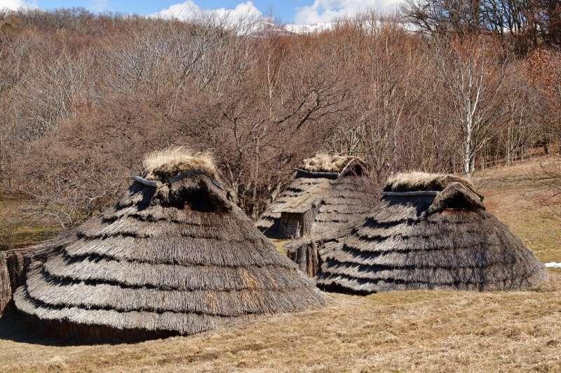 北海道伊達市北黄金貝塚遺跡