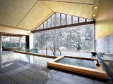 佳松園溫泉浴池