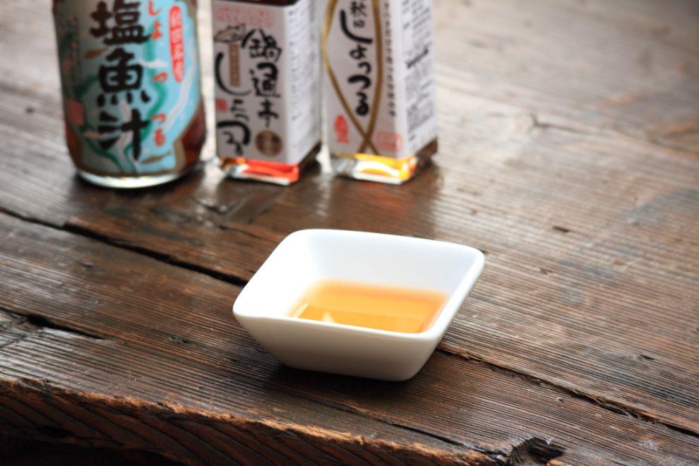 鹽魚汁醬(しょっつる)