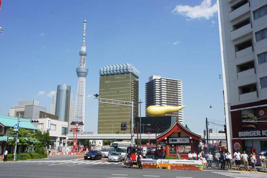 東京觀光淺草