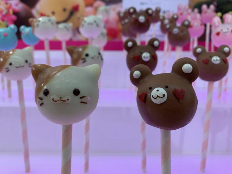 動物造型甜點